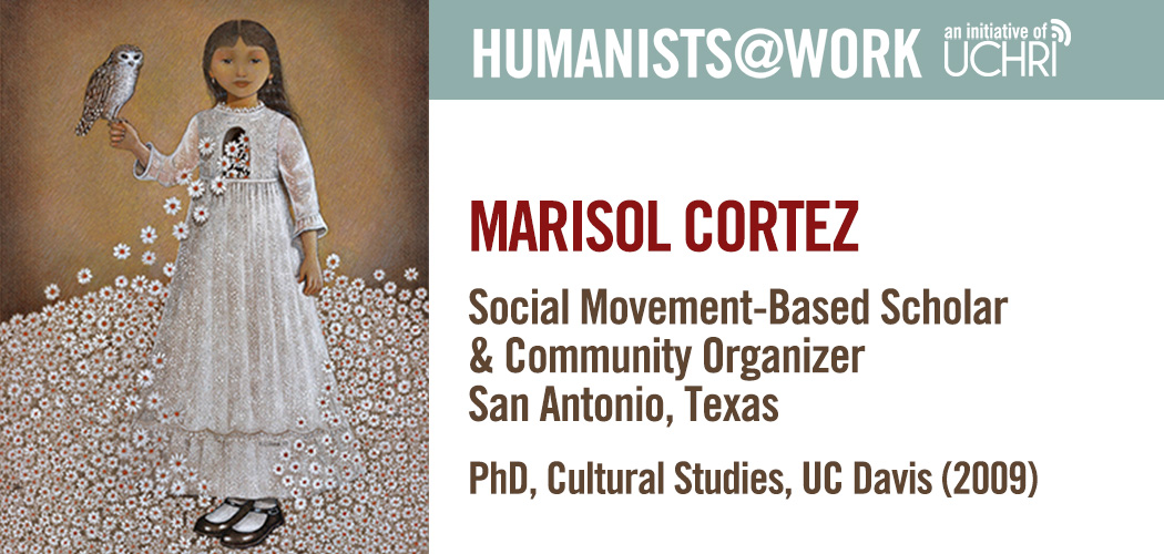 Marisol Cortez – Stories From the Field