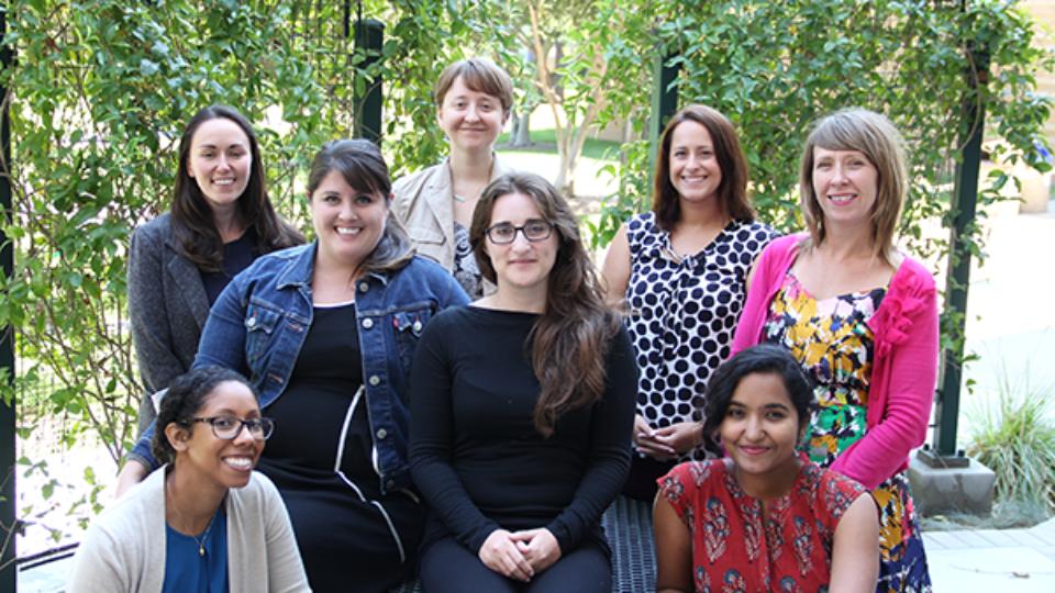 Meet the 2016-17 Graduate Advisory Committee