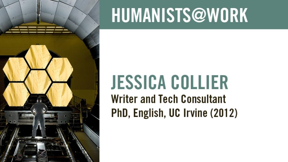 Stories from the Field: Jessica Collier